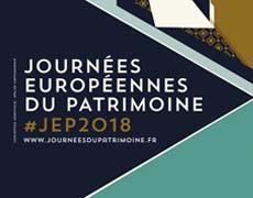 Journées Patrimoine 2018