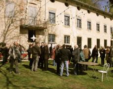 Visite Moulins de l'Isère