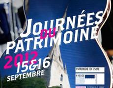 Journée du patrimoine 2012