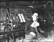 La proto-industrie de la soie