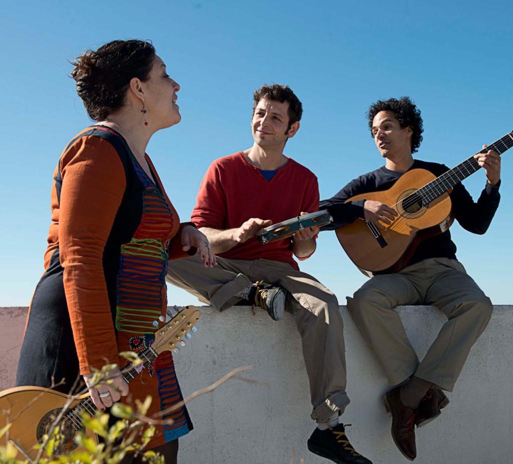 Trio Luzi Nascimento ©Sylvie Léonard