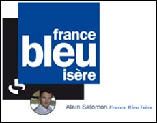 La présidente sur France Bleu Isère
