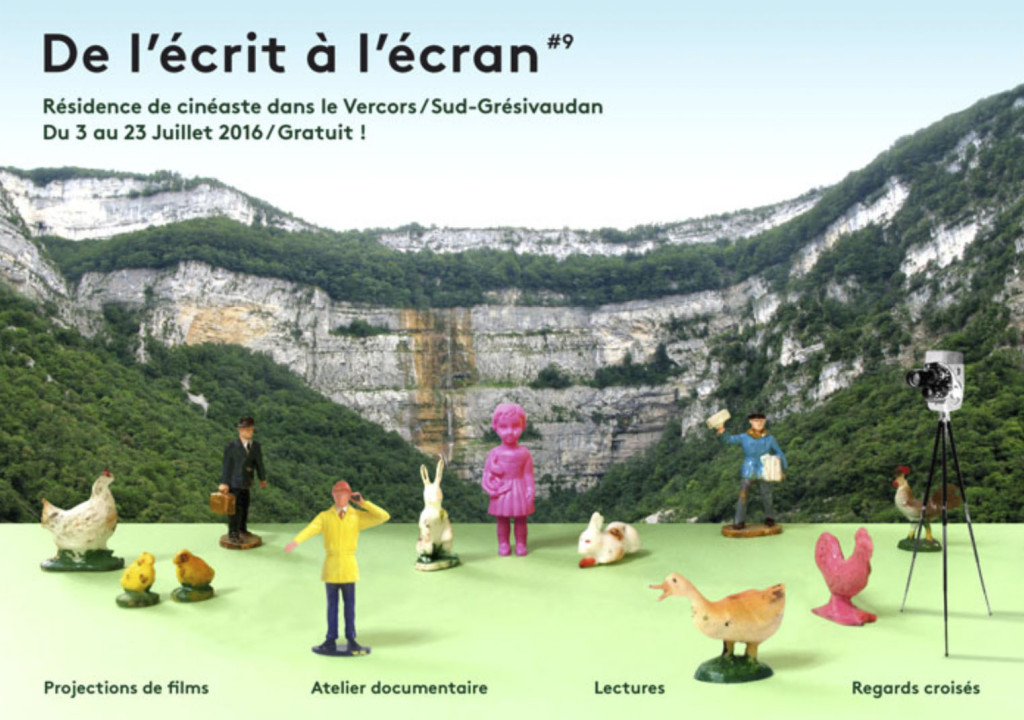 Festival de cinéma dans le Vercors De lécrit à lécran 9  jui